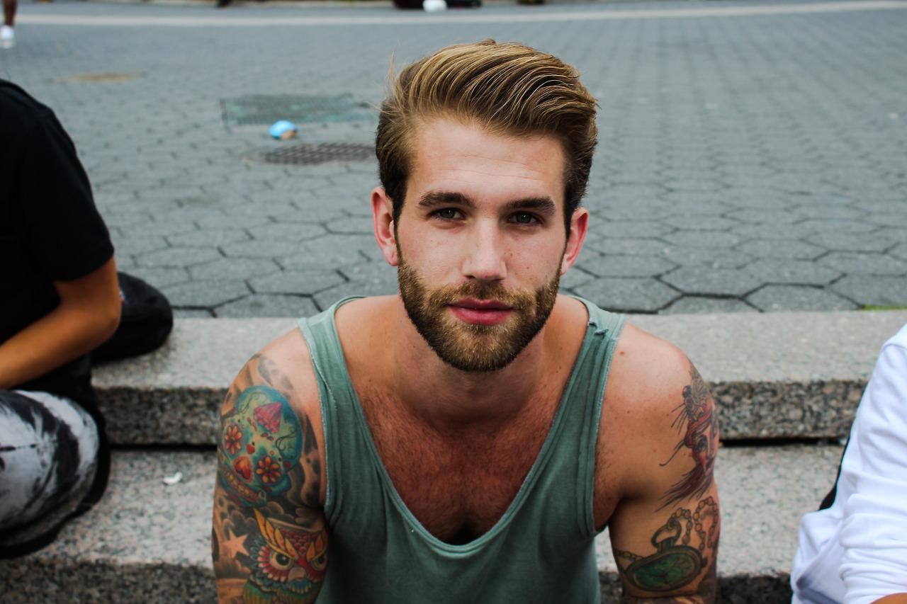 nasa guy with tattoos - HD1279×852